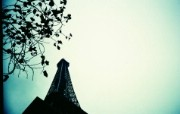 Lomography LOMO摄影 城市角落 巴黎埃菲尔铁塔 Lomo 随拍 Lomo风格宽屏壁纸 LOMO随拍城市街景 人文壁纸