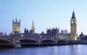 伦敦城市略影 伦敦大本钟图片壁纸London Vacation London Travel Spot 伦敦城市景观 人文壁纸