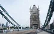 伦敦城市略影 伦敦塔桥图片壁纸 伦敦城市景观 人文壁纸