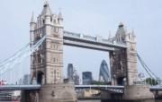 伦敦城市略影 伦敦塔桥图片壁纸 London Vacation London Travel Spot 伦敦城市景观 人文壁纸