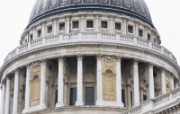 伦敦城市略影 伦敦圣保罗大教堂London Vacation London Travel Spot 伦敦城市景观 人文壁纸