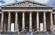 伦敦城市略影 伦敦大英博物馆London Vacation London Travel Spot 伦敦城市景观 人文壁纸