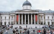 伦敦城市略影 伦敦特拉法加广场London Vacation London Travel Spot 伦敦城市景观 人文壁纸