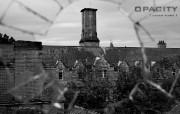 那些死去的建筑 不一样的城市废墟壁纸 Shattered North Wales Hospital Denbigh Asylum 壁纸下载 那些死去的建筑不一样的城市废墟壁纸 人文壁纸