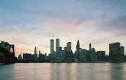 纽约 9 11 回忆双子塔 纽约双子塔图片壁纸 Desktop Wallaper of Newyork Twin Towers 纽约 911 回忆双子塔 人文壁纸