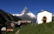 瑞士风光 瑞士风光 人文壁纸
