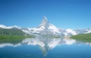 瑞士旅游风景 人文壁纸