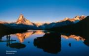 世界公园 瑞士夏季旅游名胜 Zermatt Valais 马特宏峰脚下的世外桃源 采尔马特图片壁纸 世界公园瑞士夏季旅游名胜 人文壁纸