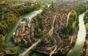 世界公园 瑞士夏季旅游名胜 Bern 瑞士首都 伯尔尼图片壁纸 世界公园瑞士夏季旅游名胜 人文壁纸