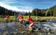 世界公园 瑞士夏季旅游名胜 Toggenburg 吐根堡图片壁纸 世界公园瑞士夏季旅游名胜 人文壁纸