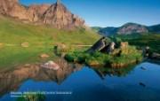 世界公园 瑞士夏季旅游名胜 Melchsee Frutt Central Switzerland 麦尔希湖 富如特图片壁纸 世界公园瑞士夏季旅游名胜 人文壁纸