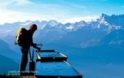 世界公园 瑞士夏季旅游名胜 Leysin 莱森图片壁纸 世界公园瑞士夏季旅游名胜 人文壁纸