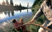 世界公园 瑞士夏季旅游名胜 Flaesch Graubunden 格劳宾登小村庄Flaesch图片壁纸 世界公园瑞士夏季旅游名胜 人文壁纸
