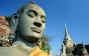 泰国佛像和寺院壁纸 文化之旅地理人文景观壁纸精选 第二辑 人文壁纸