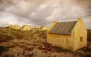 西印度群岛 博纳维尔盐滩壁纸 文化之旅地理人文景观壁纸精选 第二辑 人文壁纸