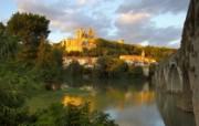 法国 圣纳泽尔大教堂壁纸 文化之旅地理人文景观壁纸精选 第二辑 人文壁纸