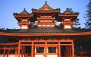 日本京都 平安神宫壁纸 文化之旅地理人文景观壁纸精选 第二辑 人文壁纸