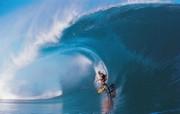 冲浪圣地 大溪地提阿胡普壁纸 文化之旅地理人文景观壁纸精选 第二辑 人文壁纸