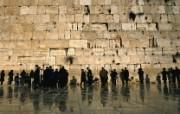 耶路撒冷旧城 圣地哭墙壁纸 文化之旅地理人文景观壁纸精选 第二辑 人文壁纸