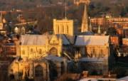 英国汉普郡 温彻斯特大教堂壁纸 文化之旅地理人文景观壁纸精选 第二辑 人文壁纸