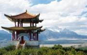 云南雪山壁纸 文化之旅地理人文景观壁纸精选 第二辑 人文壁纸