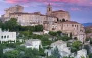 文化之旅 地理人文景观壁纸精选 第一辑 Gordes Provence France 普罗旺斯 戈尔德图片壁纸 文化之旅地理人文景观一 人文壁纸
