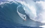 文化之旅 地理人文景观壁纸精选 第一辑 Yuri Farrant Surfs Huge Wave at Jaws Maui Hawaii 夏威夷 毛伊岛冲浪图片壁纸 文化之旅地理人文景观一 人文壁纸