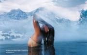 温泉与滑雪 瑞士冬季旅游景点壁纸 Adelboden 阿德尔博登温泉图片壁纸 温泉与滑雪瑞士冬季旅游景点壁纸 人文壁纸
