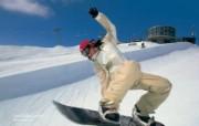 温泉与滑雪 瑞士冬季旅游景点壁纸 Laax 梦幻滑雪场 莱克斯图片壁纸 温泉与滑雪瑞士冬季旅游景点壁纸 人文壁纸