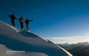 温泉与滑雪 瑞士冬季旅游景点壁纸 Lenzerheide 滑雪胜地伦策海德图片壁纸 温泉与滑雪瑞士冬季旅游景点壁纸 人文壁纸