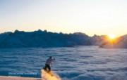 温泉与滑雪 瑞士冬季旅游景点壁纸 Stoos 滑雪胜地史多斯图片壁纸 温泉与滑雪瑞士冬季旅游景点壁纸 人文壁纸