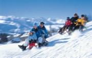 温泉与滑雪 瑞士冬季旅游景点壁纸 Toggenburg 吐根堡图片壁纸 温泉与滑雪瑞士冬季旅游景点壁纸 人文壁纸