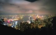 香港维多利亚夜景HongKong Travel Hongkong Night View 香港旅游景点壁纸 人文壁纸