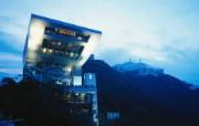 太平山顶凌霄HongKong Travel Hongkong Night View 香港旅游景点壁纸 人文壁纸