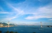 香港青马大桥Visit Hong Kong Hongkong Travel Spot 香港旅游景点壁纸 人文壁纸