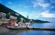 浅水湾万寿亭长寿桥Visit Hong Kong Hongkong Travel Spot 香港旅游景点壁纸 人文壁纸