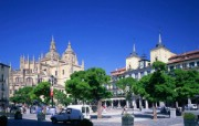 西班牙印象 西班牙旅游景点图片 Spain Vacation Spain Travel Photos 西班牙印象 人文壁纸