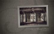 异国情调 西伯利亚的木房子壁纸 一 西伯利亚的老式的木房子图片 西伯利亚风情古老的木房子一 人文壁纸