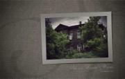 异国情调 西伯利亚的木房子壁纸 一 1920 1200 西伯利亚的木房子图片壁纸 西伯利亚风情古老的木房子一 人文壁纸