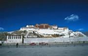 西藏风景 西藏风景 人文壁纸
