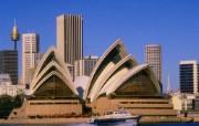 悉尼歌剧院 悉尼歌剧院 人文壁纸