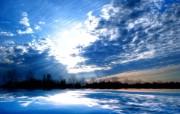 天堂之国 新西兰如画风光壁纸 1920 1200 新西兰风景 早上的晨光 1920 1200 新西兰风光第二集 人文壁纸