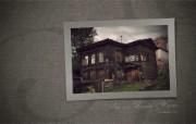 西伯利亚风情 古老的木房子 二 1920 1200 西伯利亚的木房子图片壁纸 异国情调西伯利亚的木房子二 人文壁纸