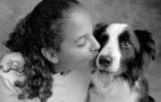 人与狗 1 9 人与狗 人物壁纸