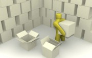 3D立体概念人形公仔 壁纸17 3D立体概念人形公仔 设计壁纸