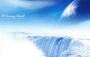 A Dreamy World 超唯美风景CG 梦的世界 壁纸3 A Dreamy W 设计壁纸