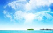 A Dreamy World 超唯美风景CG 梦的世界 壁纸15 A Dreamy W 设计壁纸