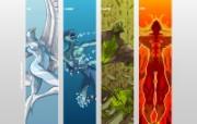 抽象趣味风格壁纸 第四集 壁纸25 抽象趣味风格壁纸(第 设计壁纸