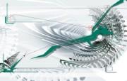 创意科幻立体设计宽屏壁纸 1920x1200 壁纸8 创意科幻立体设计宽屏 设计壁纸