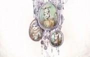 俄罗斯 Miriam Moshinsky 插画壁纸 壁纸16 俄罗斯 Miriam 设计壁纸